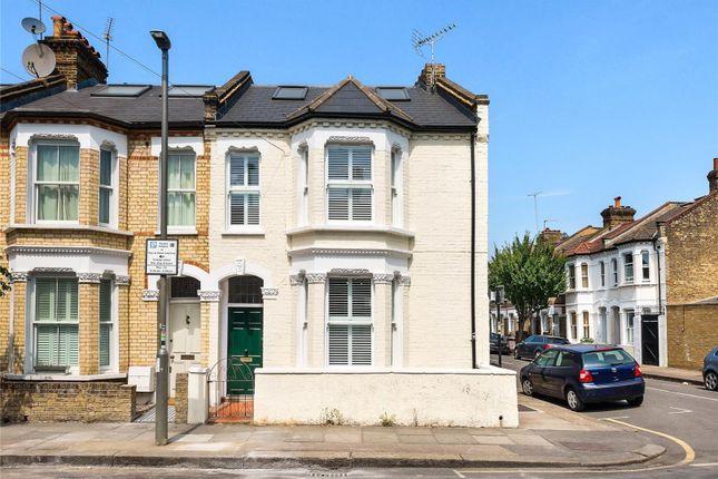 Thumbnail End terrace house for sale in Kerrison Road, Battersea, London