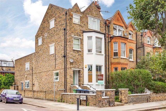 External of Mallard Close, Brondesbury Villas, London NW6