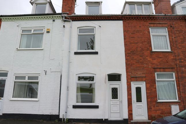 Thumbnail Terraced house to rent in Widmerpool Street, Pinxton, Nottingham