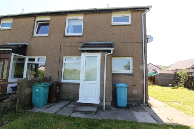 Thumbnail Terraced house for sale in Crathie Drive, Glenmavis