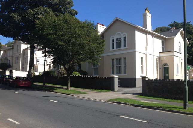 Thumbnail Property to rent in Babbacombe Road, Torquay