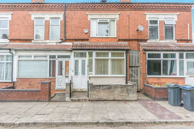 Thumbnail Terraced house for sale in Kitchener Road, Selly Oak, Birmingham