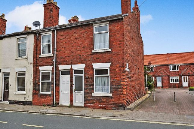 Thumbnail End terrace house to rent in Flemingate, Beverley