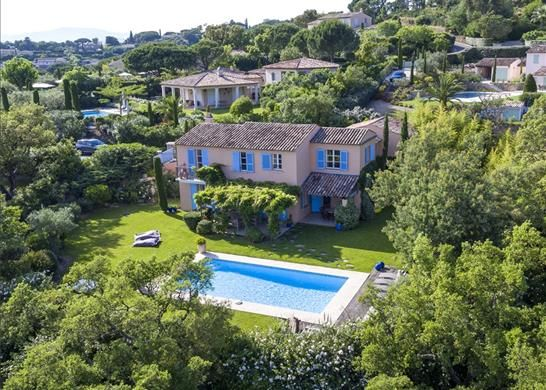 3 bed detached house for sale in Gassin, France
