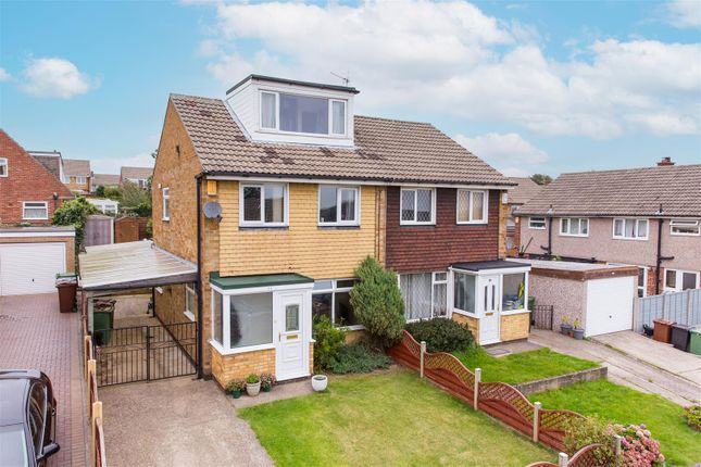 4 bed semi-detached house for sale in Ullswater Crescent, Woodlesford, Leeds LS26