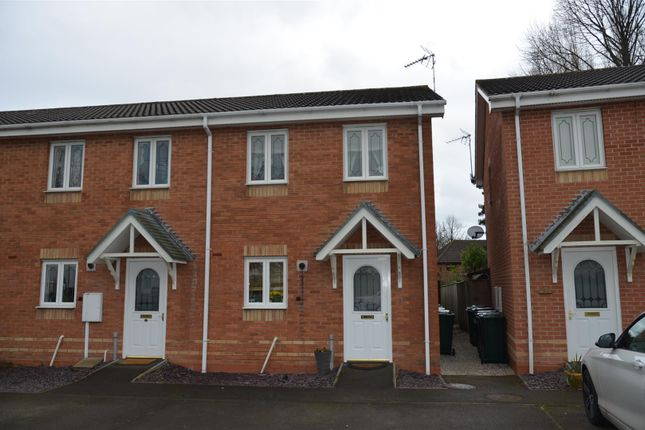 Thumbnail Semi-detached house to rent in Wilson Close, Mickleover, Derby