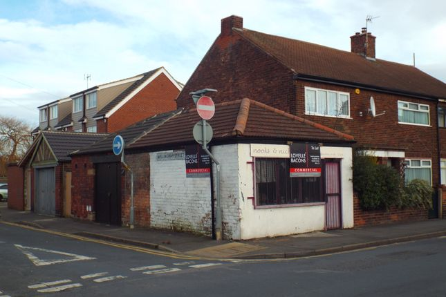 Retail premises for sale in Wintringham Road, Grimsby