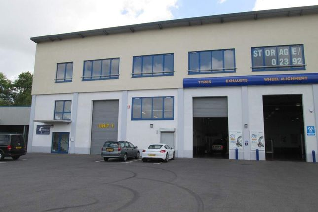 Thumbnail Industrial to let in Unit 1 Hamworthy Trade Centre, Poole