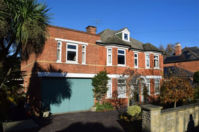 Thumbnail Detached house for sale in Upper Gordon Road, Camberley, Surrey