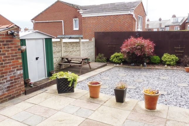 Enclosed Garden of Belgrave Road, Barnsley S71
