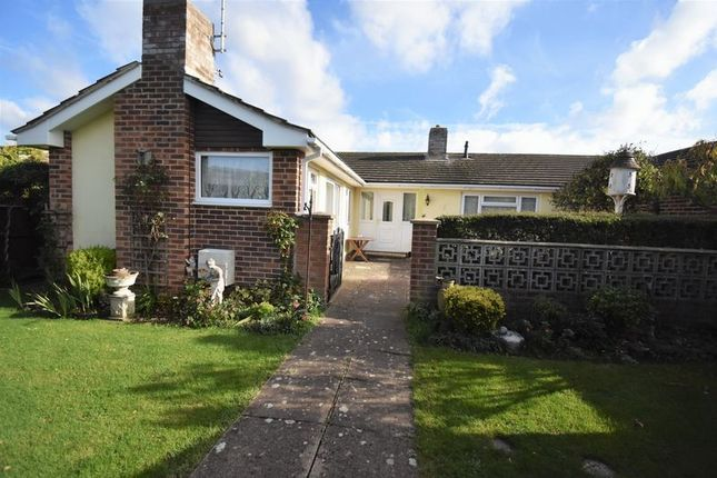 Thumbnail Bungalow for sale in Fairthorne Rise, Old Basing, Basingstoke