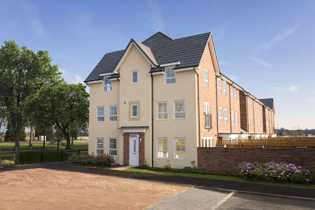 """Thumbnail End terrace house for sale in """"Brentwood"""" at Bawtry Road, Bessacarr, Doncaster"""