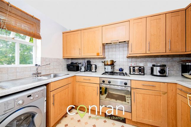 Thumbnail Flat to rent in 4 Highfield Close, Hither Green, London