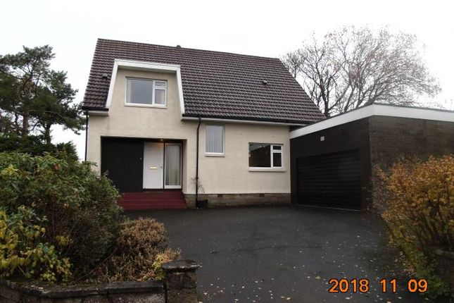 Thumbnail Detached house to rent in Kenmore Road, Kilmacolm