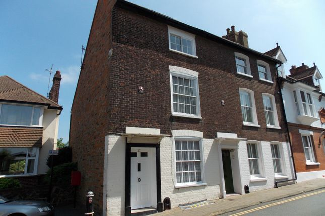 Thumbnail End terrace house for sale in St Margaret's Street, Rochester