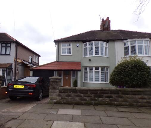 Thumbnail Semi-detached house for sale in Abbeystead Road, Liverpool, Merseyside