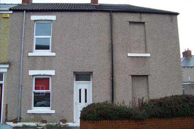 Thumbnail Terraced house to rent in Delaval Terrace, Blyth