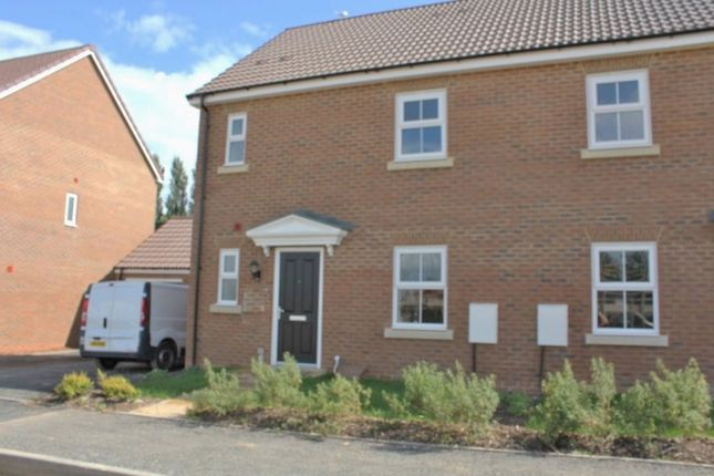 Thumbnail Property to rent in Barkston Heath, Kingsway, Quedgeley