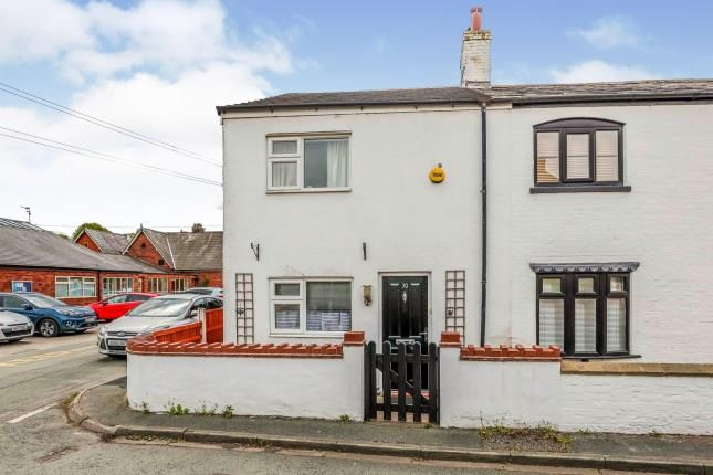 2 bed semi-detached house for sale in Smithy Lane, Lostock Gralam, Northwich, Cheshire CW9