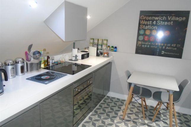 Kitchen of Reservoir Street, Salford M6