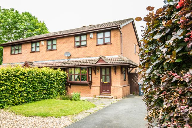 Thumbnail Detached house to rent in Admiralty Close, Burscough, Ormskirk