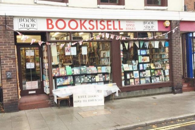 Retail premises for sale in 85 High Street, Newport