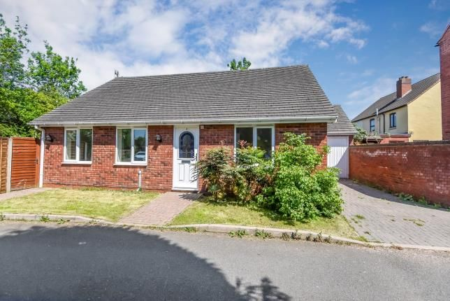 Thumbnail Bungalow for sale in Copper Beech Grove, Walsall Wood, Walsall