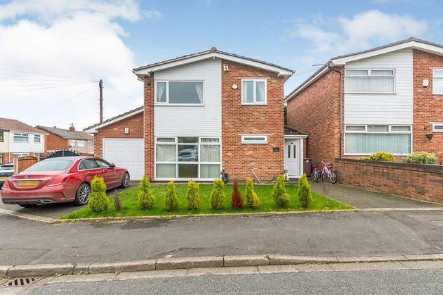 Thumbnail Detached house for sale in Epping Close, Rainhill, Prescot, Merseyside