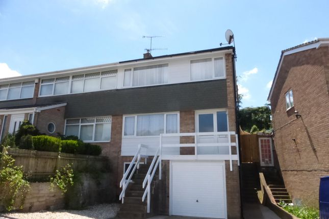 Thumbnail Property to rent in Woodwater Lane, Exeter