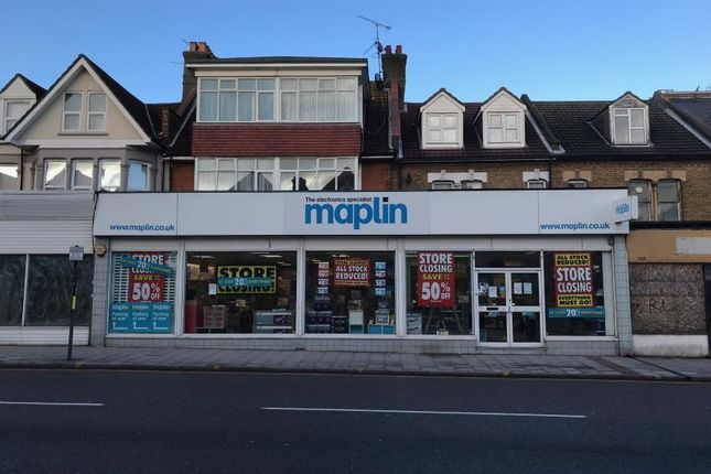 Thumbnail Retail premises to let in Shop, 233-237, London Road, Westcliff-On-Sea