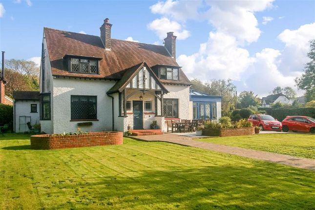 Thumbnail Detached house for sale in Westhall Road, Warlingham