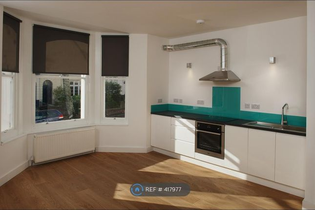 Thumbnail Flat to rent in Valletort Road, Plymouth