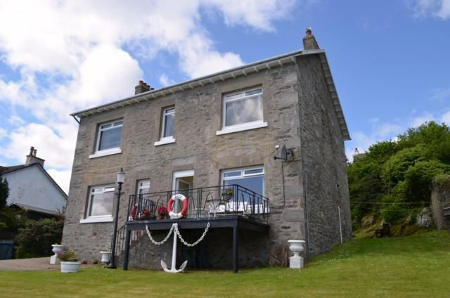 Thumbnail Flat for sale in Bute View, Kames, Tighnabruaich