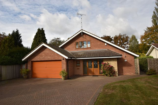 Thumbnail Detached bungalow for sale in Sandal Rise, Solihull