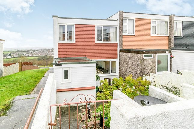 Thumbnail Terraced house for sale in Pethick Close, Plymouth