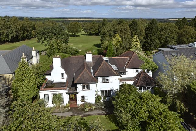 Thumbnail Detached house for sale in The White Lodge, Alwoodley Lane, Alwoodley, Leeds, West Yorkshire