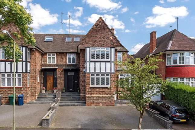 Thumbnail Semi-detached house for sale in Beaufort Drive, London