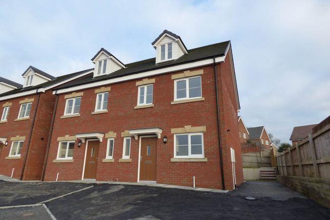 Thumbnail Property to rent in Rhodfa Morgan Drive, Llangunnor, Carmarthen