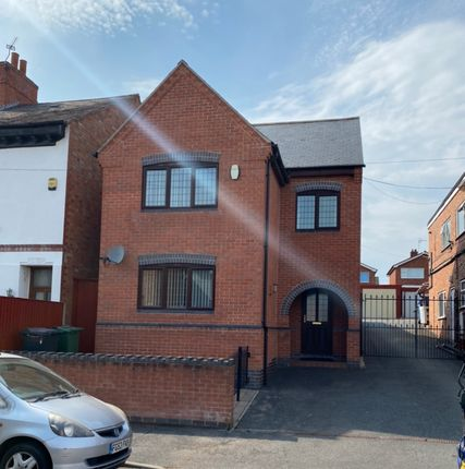 Thumbnail Detached house to rent in Forest Gate, Anstey