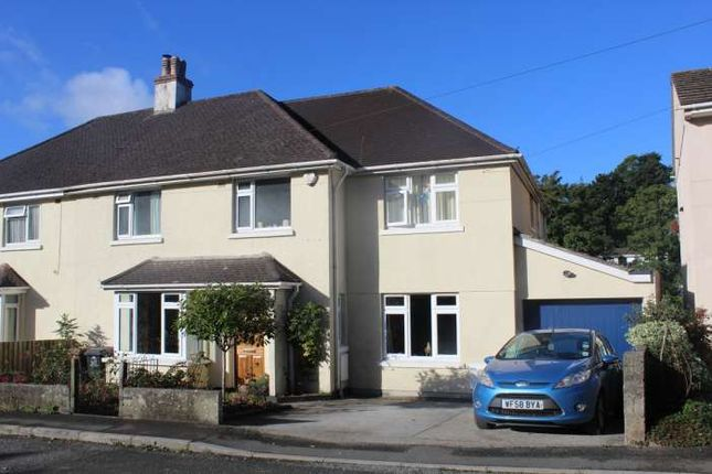 Thumbnail Semi-detached house for sale in Wallingford Road, Kingsbridge
