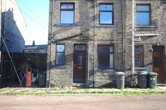 Thumbnail Terraced house to rent in Cardigan Street, Queensbury, Bradford