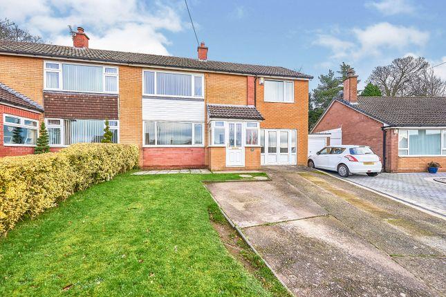Thumbnail Semi-detached house for sale in Greencroft, Brampton, Cumbria