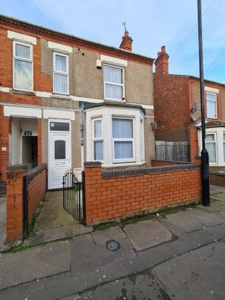 Thumbnail End terrace house to rent in King Georges Avenue, Coventry