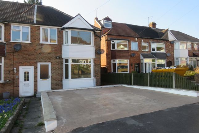 Thumbnail Property to rent in Cathel Drive, Great Barr, Birmingham