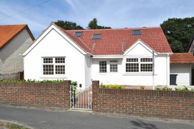 Thumbnail Bungalow to rent in Normandy, Guildford