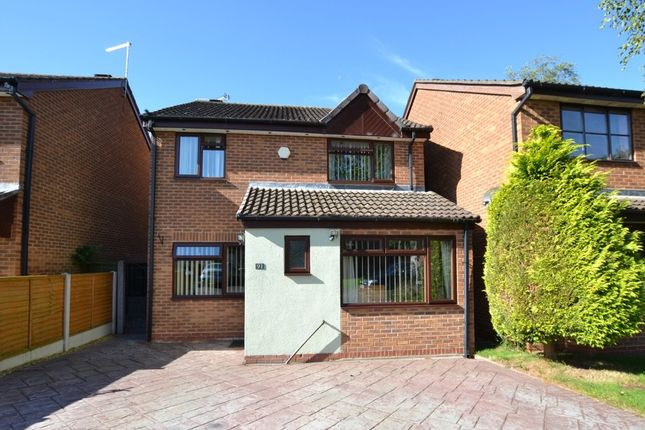 5 bed detached house for sale in Country Meadows, Market Drayton