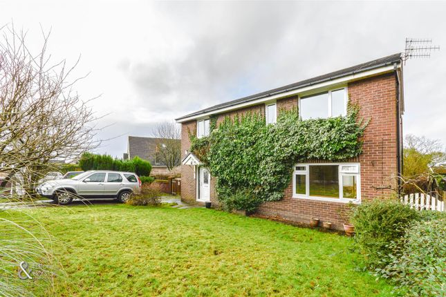 Thumbnail Detached house for sale in Lindsay Park, Burnley