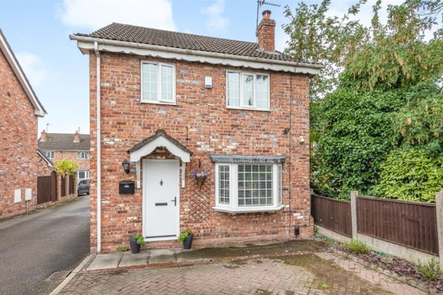 Thumbnail Detached house for sale in Brabham Mews, Moorside Road, Swinton, Manchester