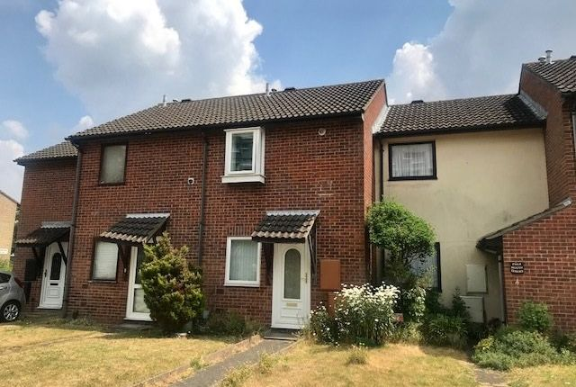 Thumbnail Terraced house for sale in Charmouth Terrace, Irving Road, Southampton