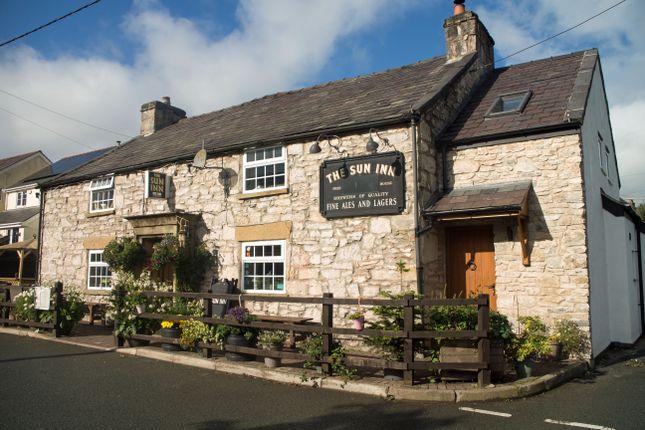 Thumbnail Pub/bar for sale in Village Road, Eryrys